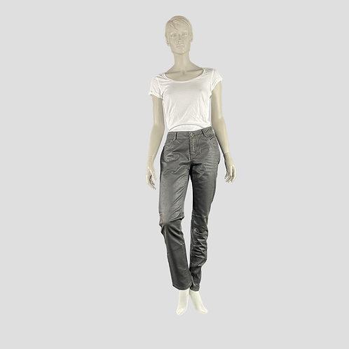Jean noir enduit - IKKS t.40