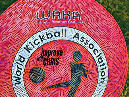 Kickball, Outdoor Fitness, and a New Book!