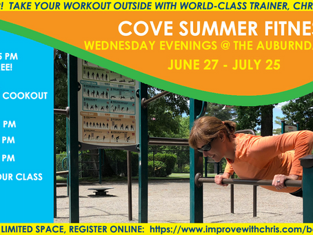 Cove Summer Fitness