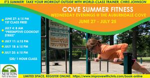 Newton Cove Summer Fitness