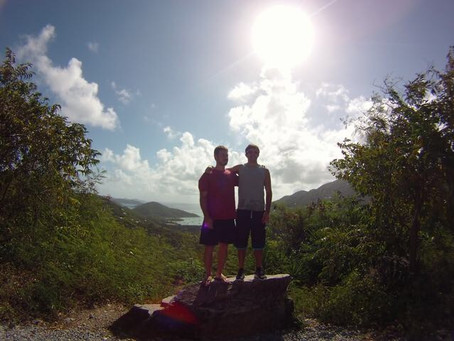 A Caribbean New Year's Adventure! Part II
