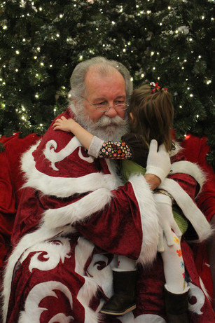Father Frost, Embrace.