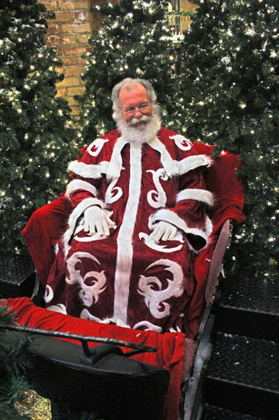 Father Frost, Sleigh.