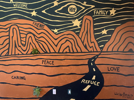My First Mural