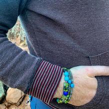 LIFESTRANDS: Glacies & Naga Bracelets