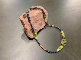 LIFESTRANDS: Earthdragon Necklace