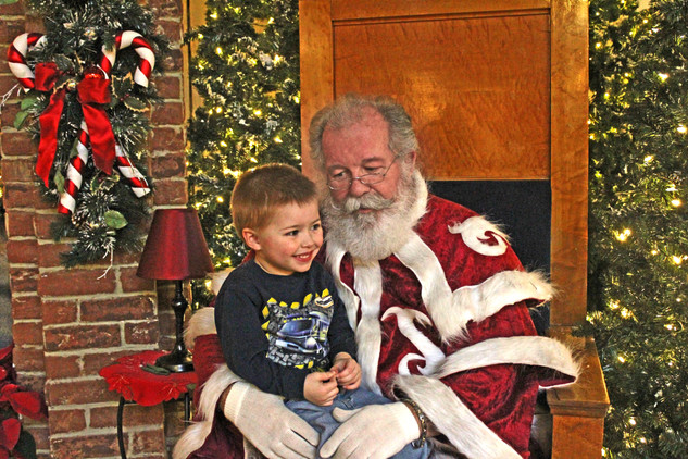 Father Frost, and the Boy.