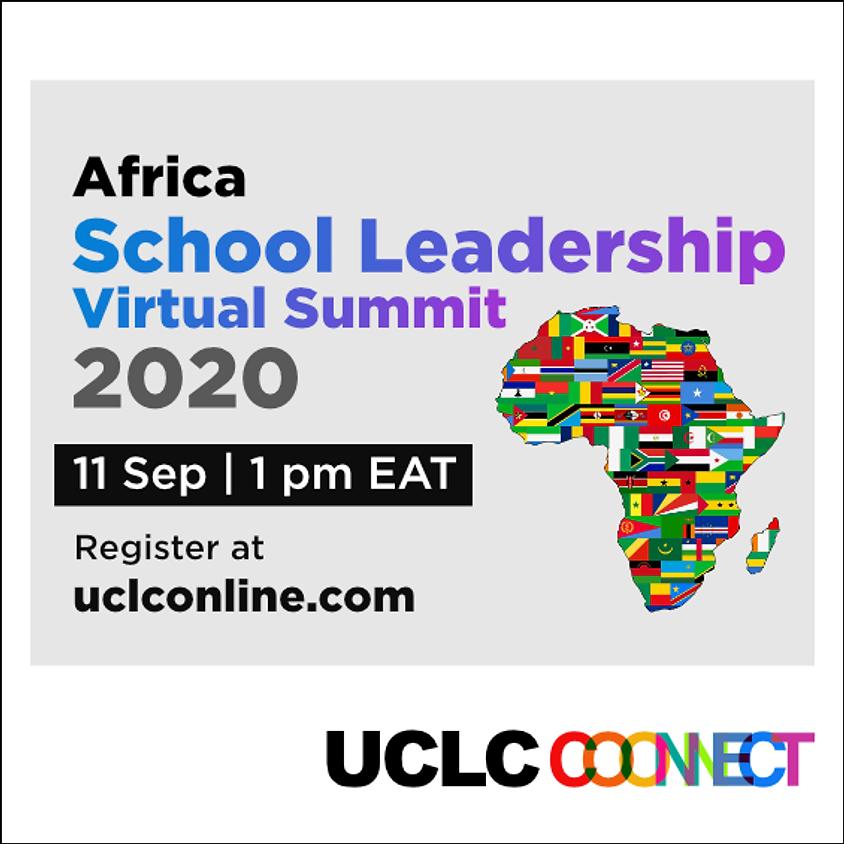 Africa School Leadership Virtual Summit 2020