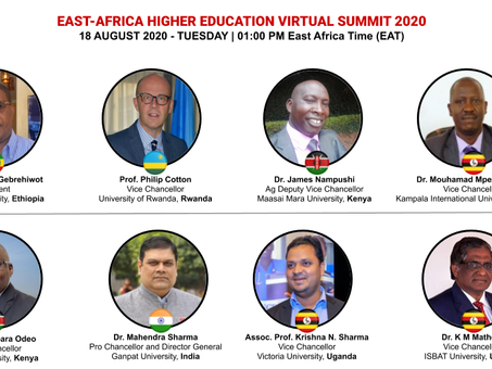 UCLC Exclusive: Takeaway from East-Africa Higher Education Virtual Summit