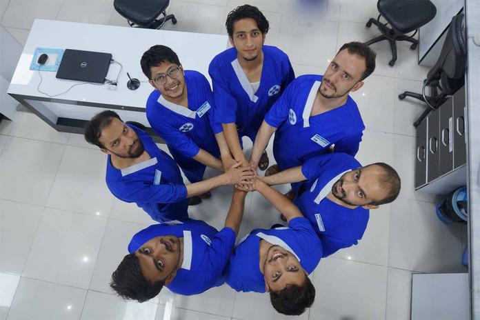 DK-Laboratory Team