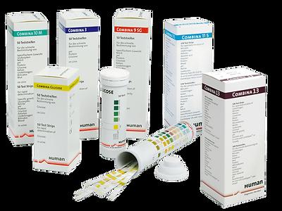 Combina Urine test stripes