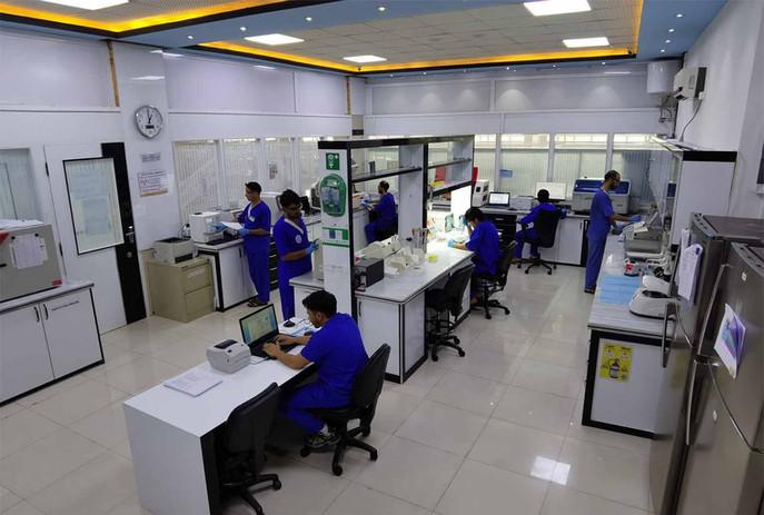 Main Laboratory