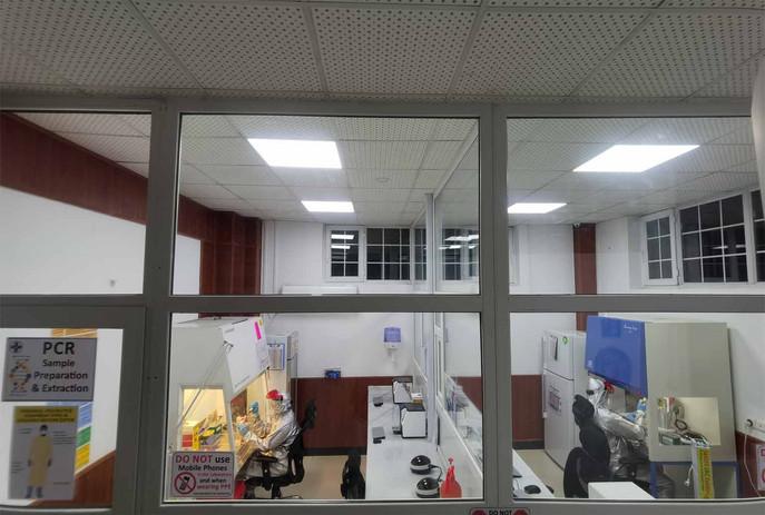 Molecular / PCR Laboratory