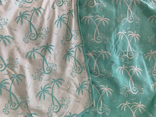 Palm Tree wrap (hood included)