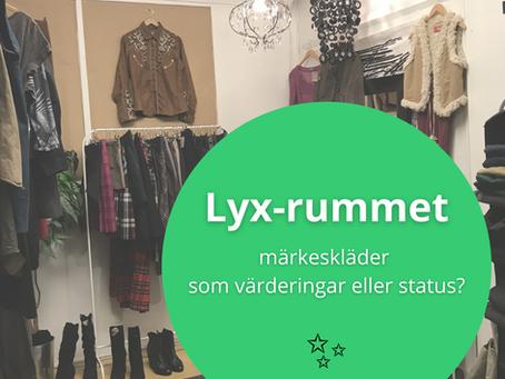 Lyx-rummet ✨