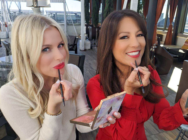 California Live | NBC: Quick Makeup Tips for the Perfect Red Lip