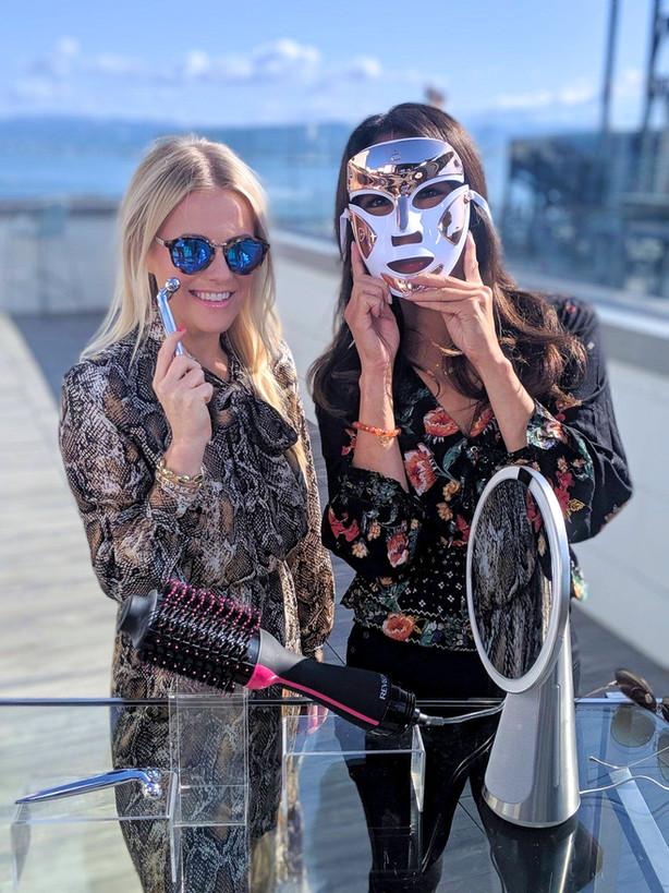 California Live | NBC: High Tech Beauty Devices