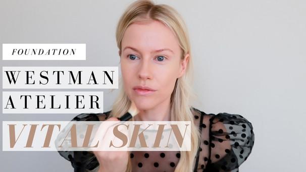 Foundation Week | Westman Atelier Vital Skin Foundation