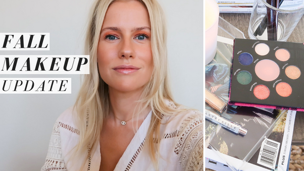 Fall Makeup Update and Tutorial