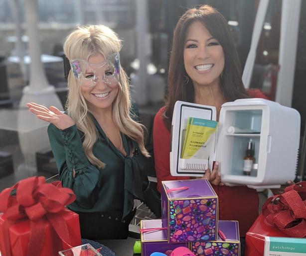 California Live | NBC: Holiday Beauty Gift Ideas