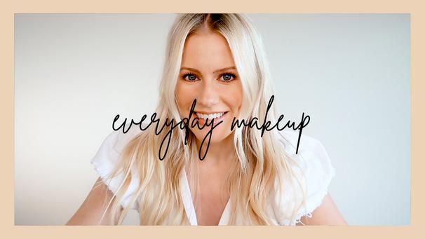 Spring Makeup Tutorial ft. Charlotte Tilbury Copper Charge Eye Magic
