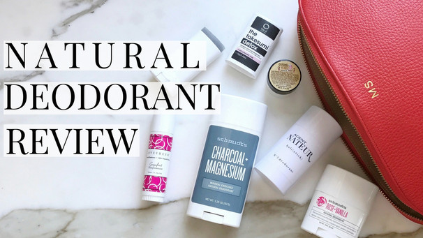 ALL NATURAL DEODORANT REVIEW / SCHMIDT'S, AGENT NATEUR, PRIMAL PIT AND MORE!