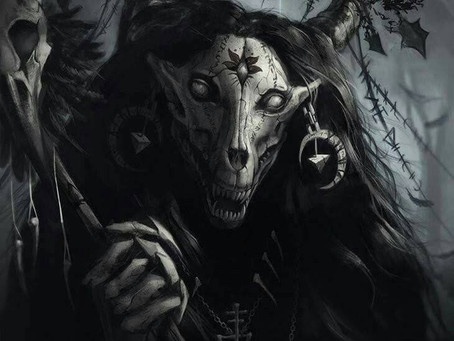 Typecast Prompt #26: Dark and Skully Mysterious