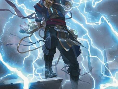 Hubby vs. Wifey vs. Friends #19: Lightning Magic Man