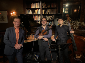 Moreno,Paul,Zakota at Tableaux Lounge Da