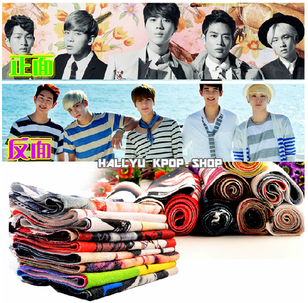 SHINee Slogan Towel