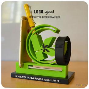 3D Printed Logo: Logo-gical