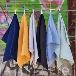 Tacky towels