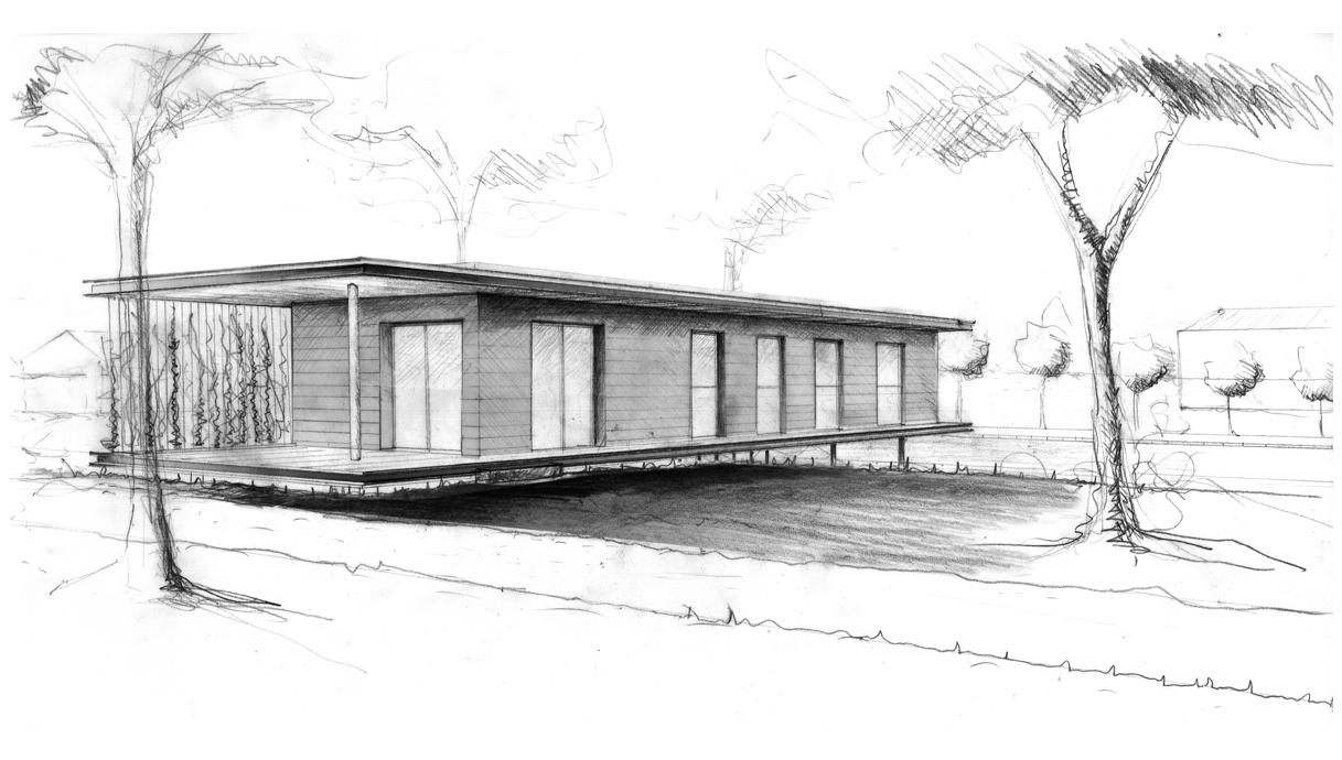 dessin Gkl Architectes