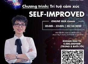 """EQ K4 """"SELF-Improved"""" Trí Tuệ Cảm Xúc"""