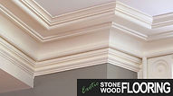 Crown Moulding and shingles