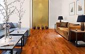 Rustic jatoba hardwood flooring
