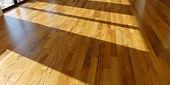 Prefinished Garapa Brazilan Ash Hardwood Flooring