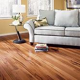 Tigerwood Prefinished Hardware Flooring