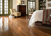 Prefinished Succupira Brazilian Chestnut Hardwood Flooring