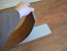 Drop& Done Vinyl floor