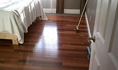 Massaranduba hardwood flooring