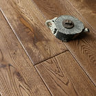 White Oak hand scraped flooring
