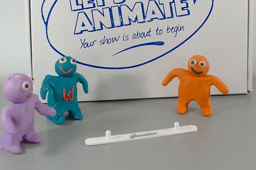 Two Hole - Animation Peg Bar
