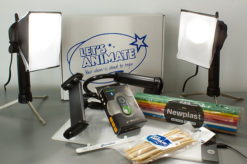 Let's Animate - Animation Kit Deluxe