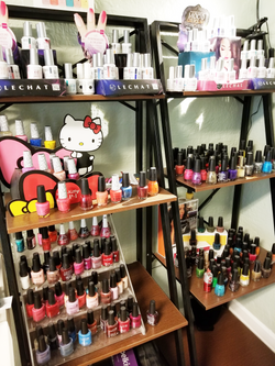 Additional Nail Products