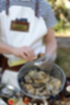 Order Scottish oysters for your event