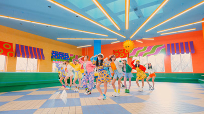 Girls²  「Girls Revolution」MV