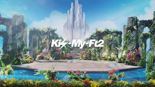 Kis-My-Ft2 / ENDLESS SUMMER MV