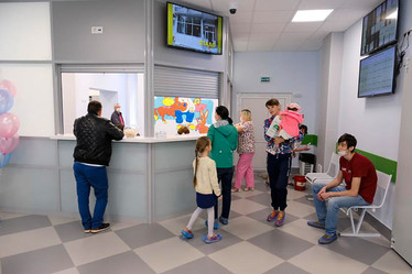 Построят детскую поликлинику