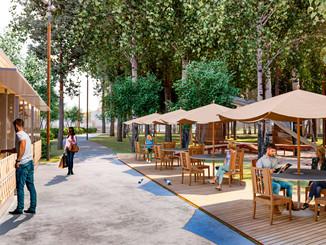 Городской сад: взгляд в будущее